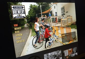 Yelllow-Springs-Brewery-Website