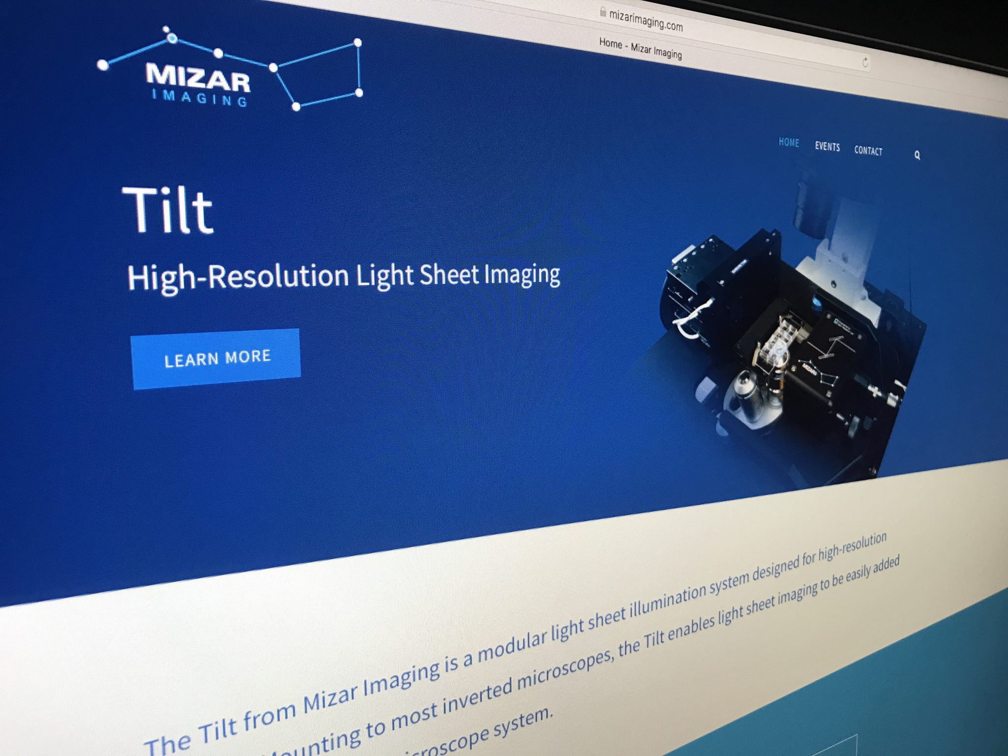 Mizar-Imaging-Website