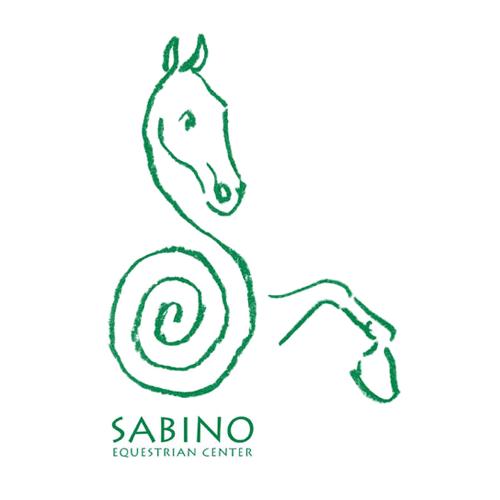 Sabino Equestrian Center Logo Xandra Design
